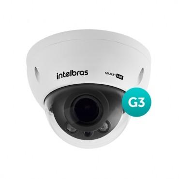 Câmera Multi HD Varifocal 600 Linhas Full HD 1080p VHD 3230 D VF G3 Intelbras