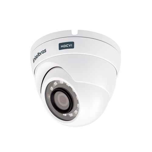 Câmera HDCVI 4 Megas 2.8mm 20m VHD 3420 D Intelbras