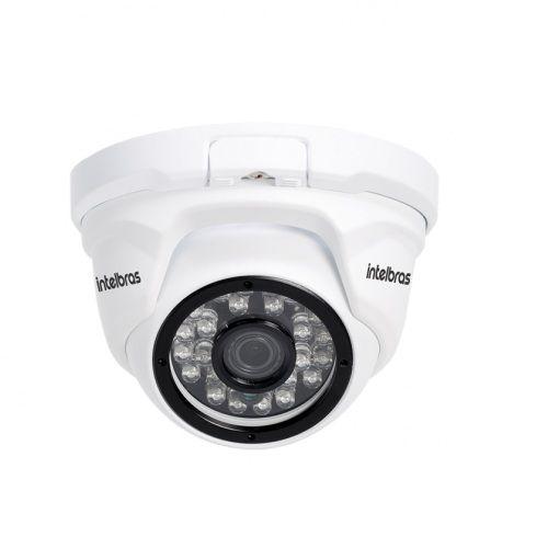 Câmera IP 1 Mega 2.8mm 20m VIP 1120 D G2 Intelbras