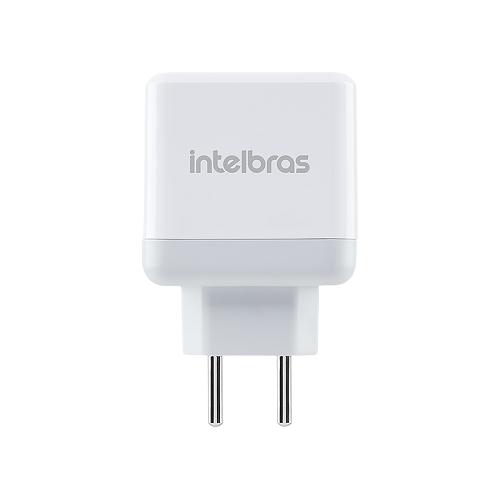 Carregador Universal 2 Saídas EC 2 USB Fast Intelbras