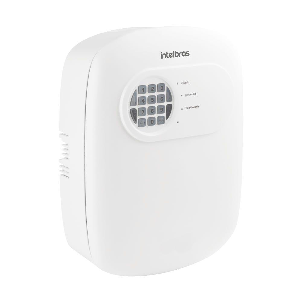 Central Alarme Não Monitorada 24 Zonas Conexão Via Smartphone ANM 24 NET Intelbras