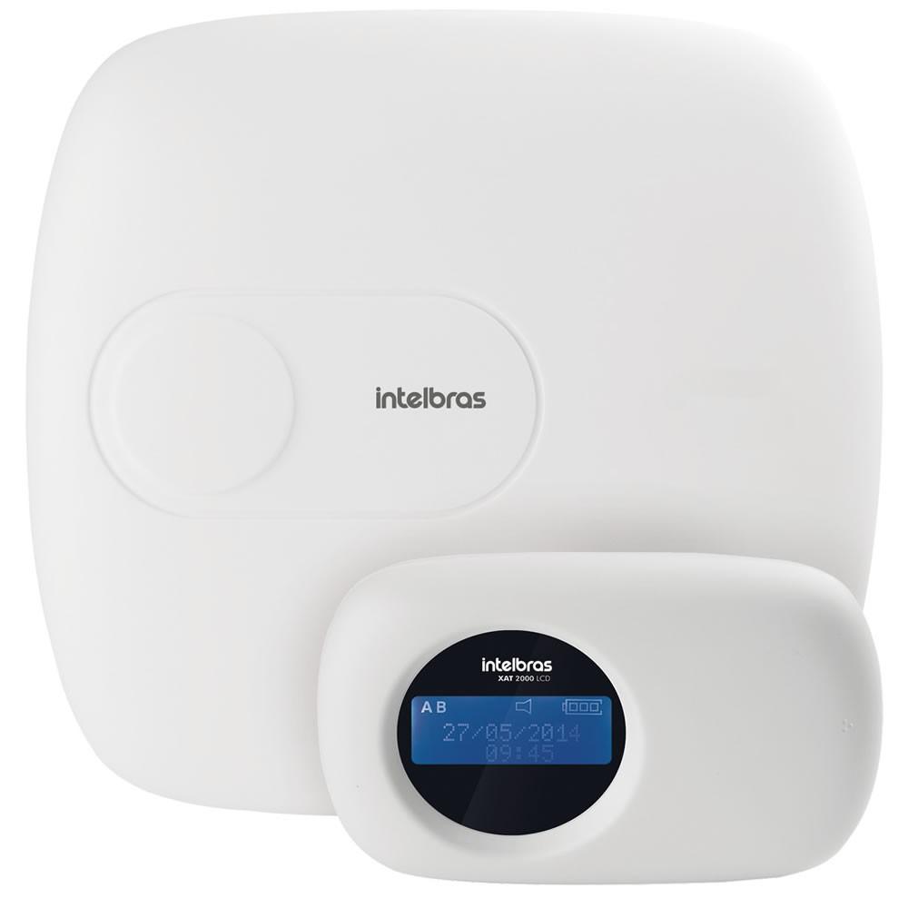 Central De Alarme Monitorada Intelbras Ethernet AMT 2018 E