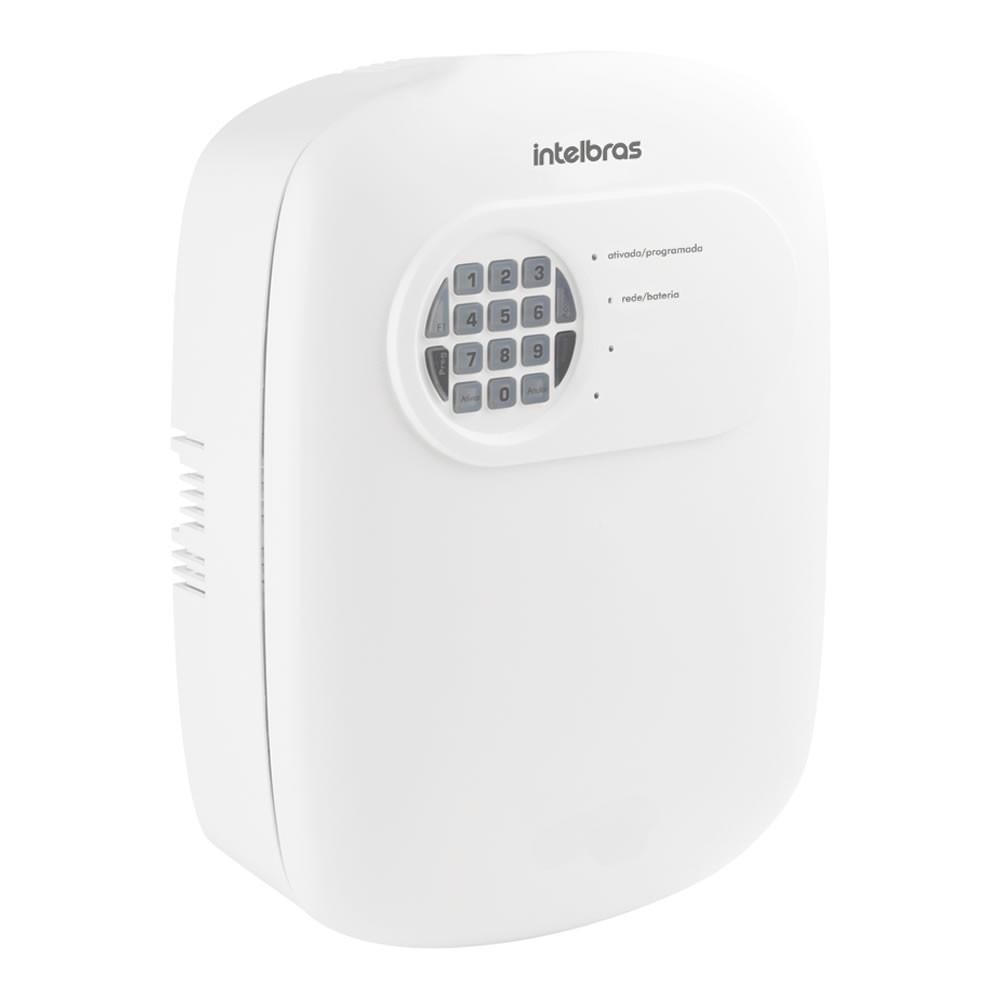 Central De Alarme Não Monitorado 8 Zonas Anm 3008 ST Intelbras