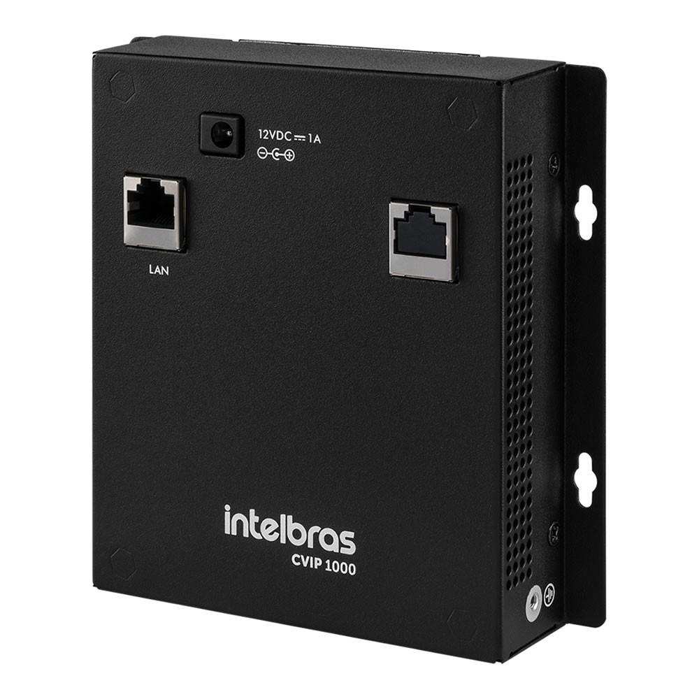 Centralizador De Vídeo Ip Intelbras CVIP 1000
