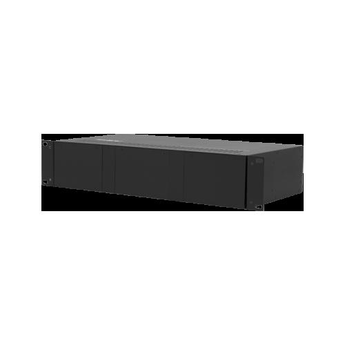 Chassi Rack 19 Para Conversores De Mídia Intelbras KX 1400