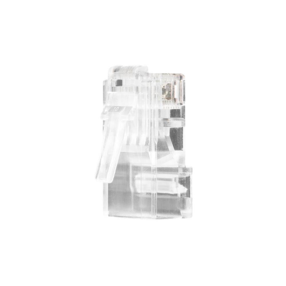 Conector RJ45 CAT 6 (Pcte 50pçs) CONEX 1000 Intelbras