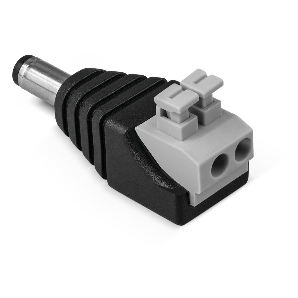 Conector P4 Macho Fast (Pcte 10pçs) CONEX 3000 Intelbras