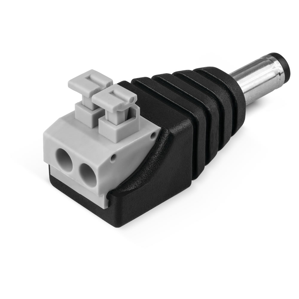 Conector P4 Macho Fast (Pcte 50pçs) CONEX 3000 Intelbras