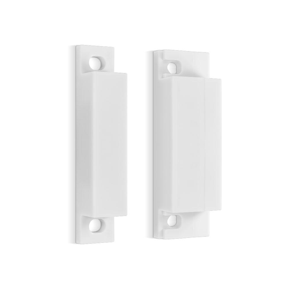 Sensor de Abertura Magnético com fio XAS CONNECT Branco (pct 5pç) Intelbras