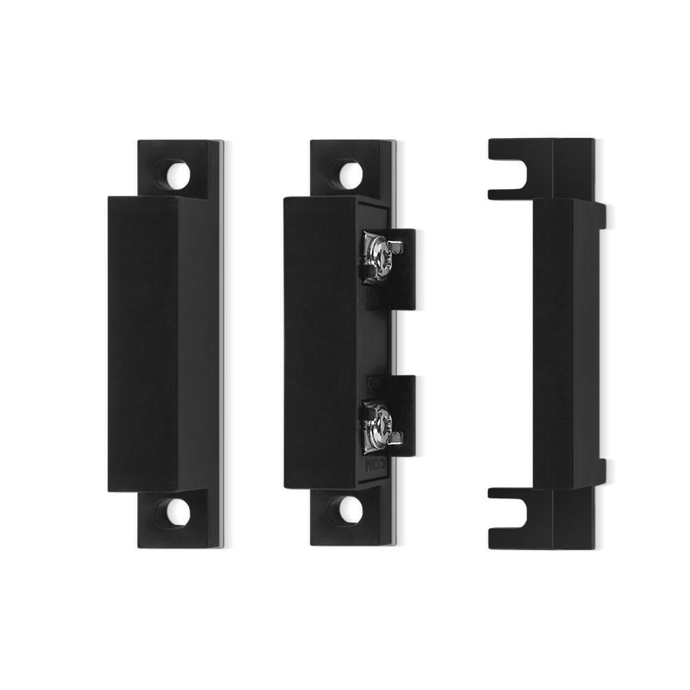 Sensor de Abertura Magnético com fio XAS CONNECT Black (pct 5pç) Intelbras