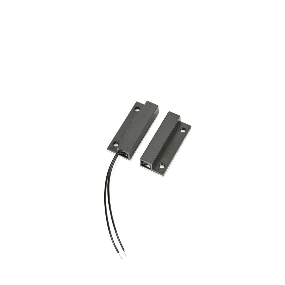 Sensor Magnético Abertura com fio XAS SOBREPOR Black (pct 5pç) Intelbras