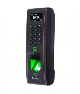 Controlador de Acesso Biométrico e Cartão SS 411E Automatiza
