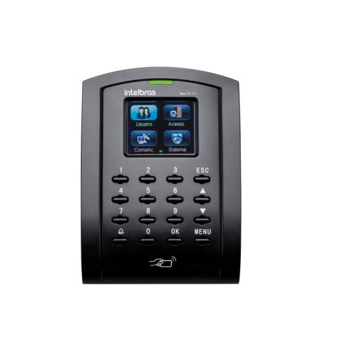 Controle De Acesso Senha e Cartão DUO SS 230 Automatiza