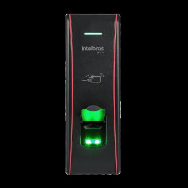 Controle de Acesso Biométrico e Cartão SS 320 Intelbras