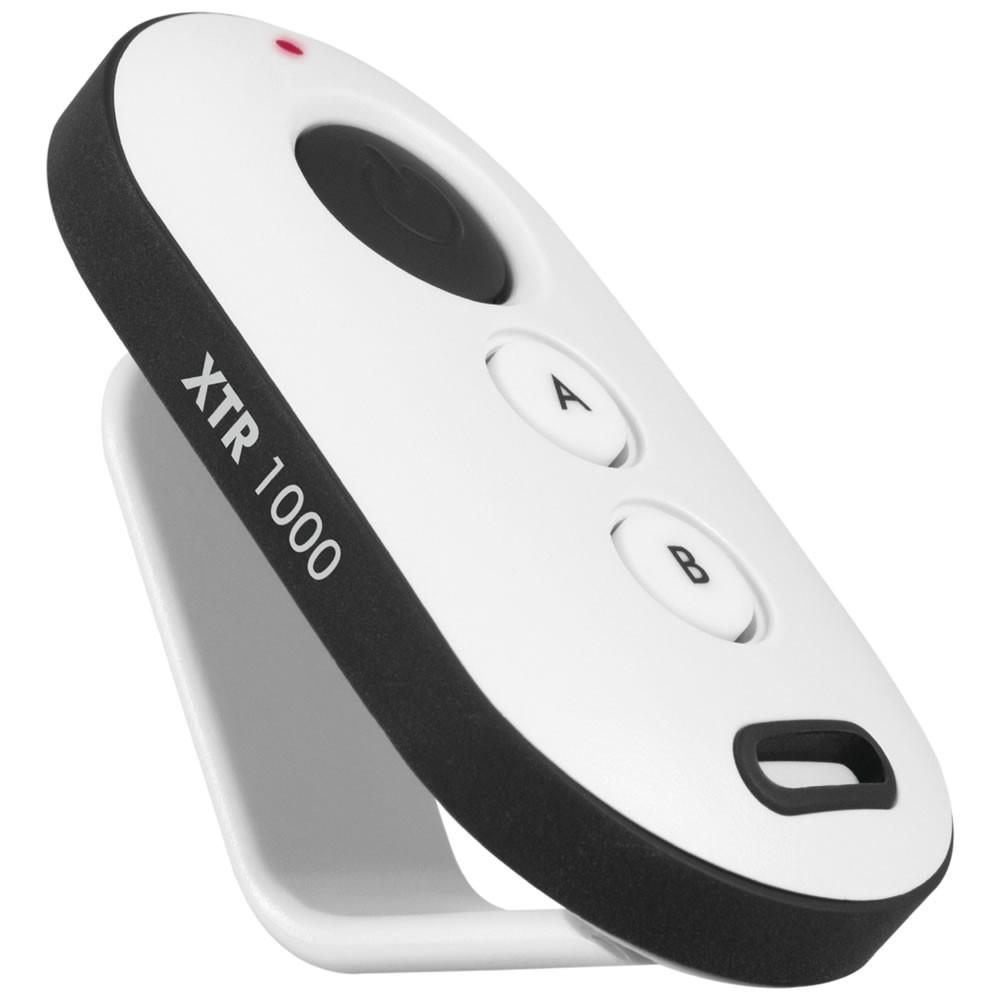 Controle Remoto Para Portão Condominial Preto XTR 1000 - Intelbras