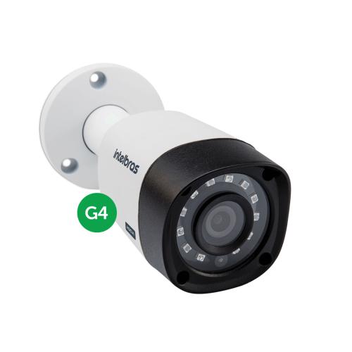 Câmera Multi HD 600 linhas 2.6mm 20m VHD 3120 B G4 Intelbras