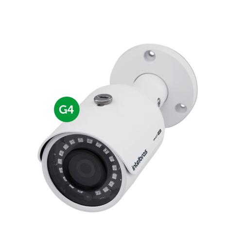 Câmera Multi HD 600 Linhas 3.6mm 30m VHD 3230 B G4 Intelbras