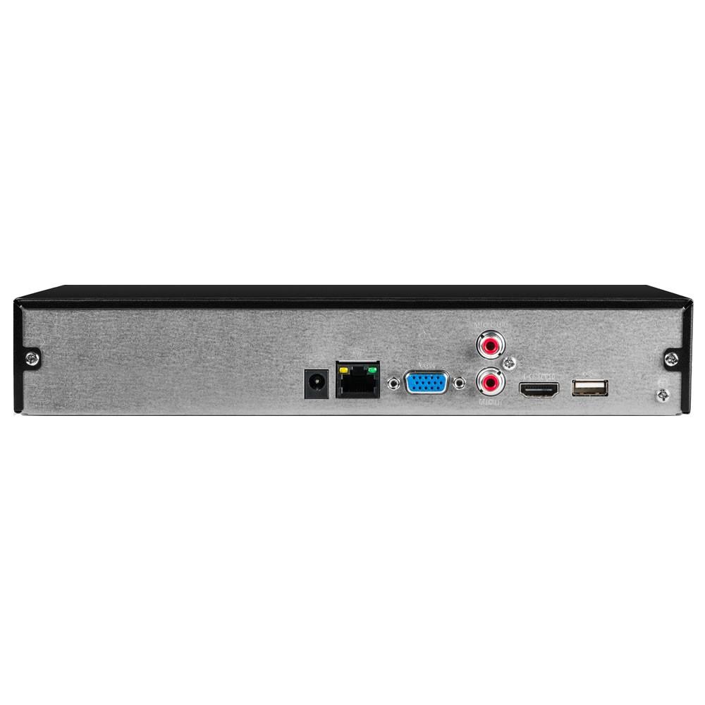 Gravador de Vídeo IP NVR 16 Canais 8 MP 4K NVD 1316 + HD 6 Teras Purple Intelbras