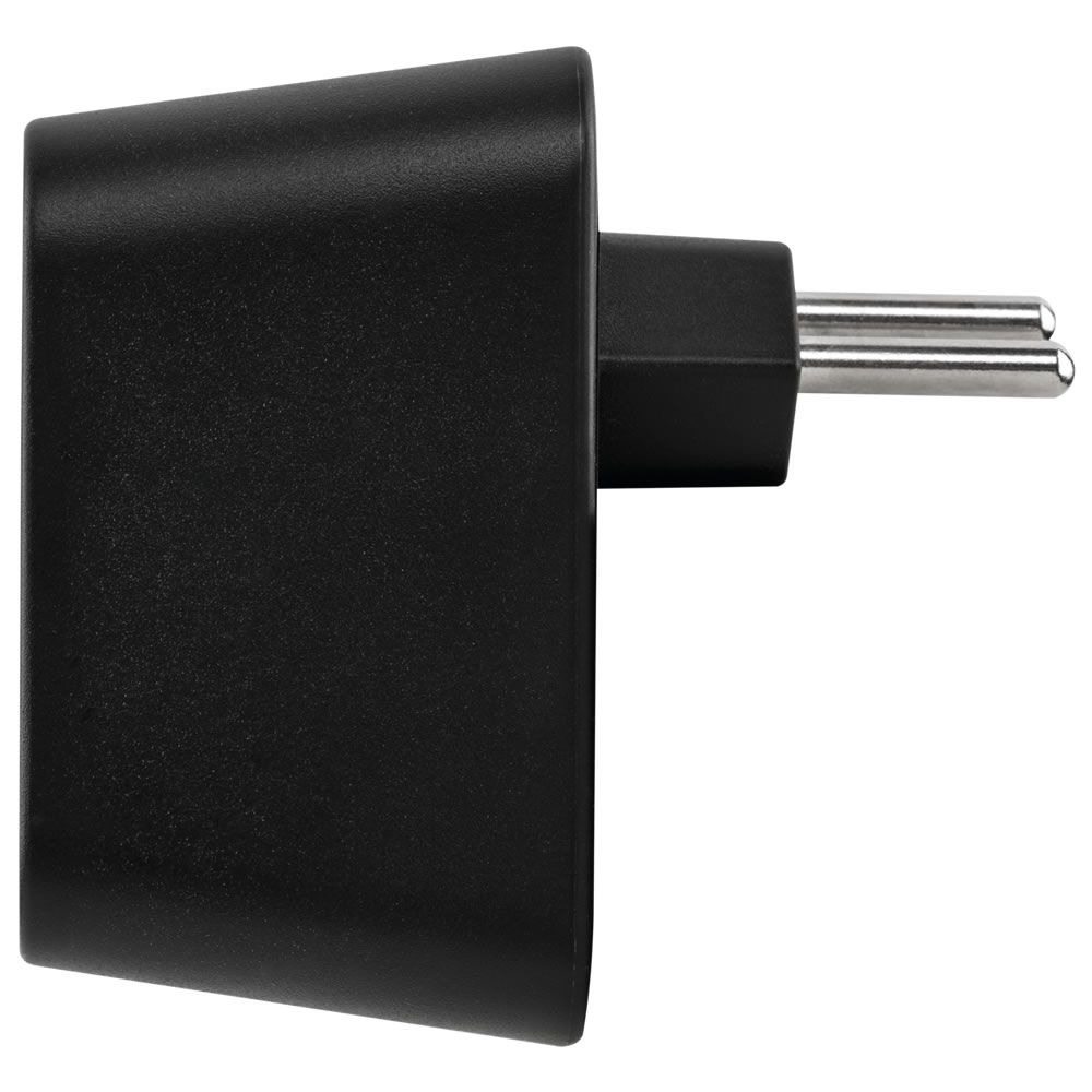 Dispositivo de Proteção Elétrica Plugue 2P + T EPS 301 Preto Intelbras