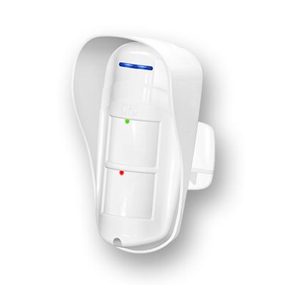 Duplo Sensor Digital Externo Com Fio Para Alarme DSE 830 JFL