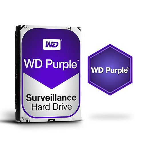 DVR Stand Alone 08 Canais 1080P LITE MULTI HD MHDX 1108 + HD 2 TB Purple Intelbras