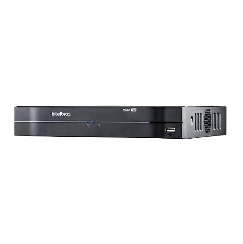 DVR Stand Alone 08 Canais 1080P LITE MULTI HD MHDX 1108 Intelbras