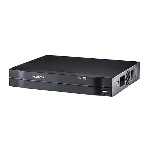 DVR Stand Alone 16 Canais 1080P LITE MULTI HD MHDX 1116 + HD 4 TB Purple  Intelbras