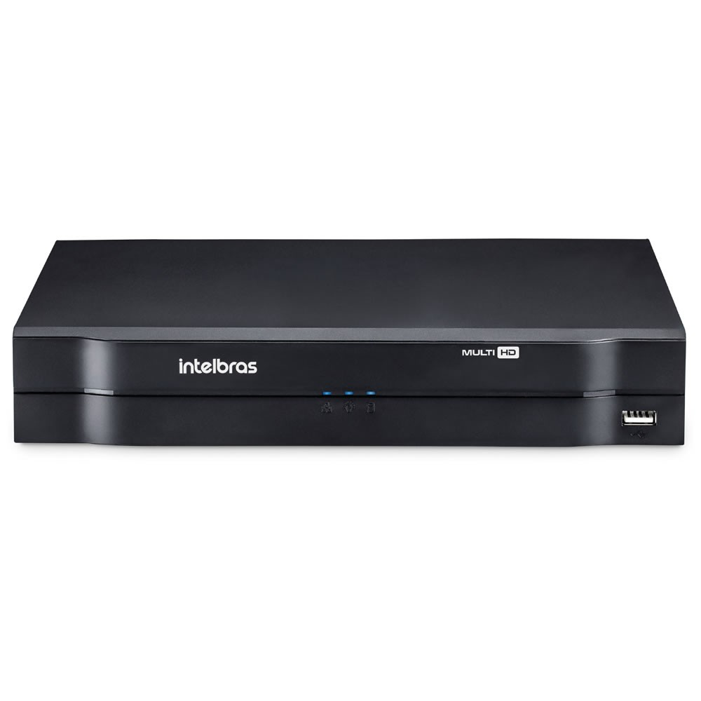 Dvr Stand Alone 16 Canais Multi Hd Mhdx 1016 Intelbras