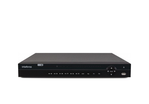 Dvr Stand Alone 32 Canais Multi Hd Mhdx 1032 Intelbras
