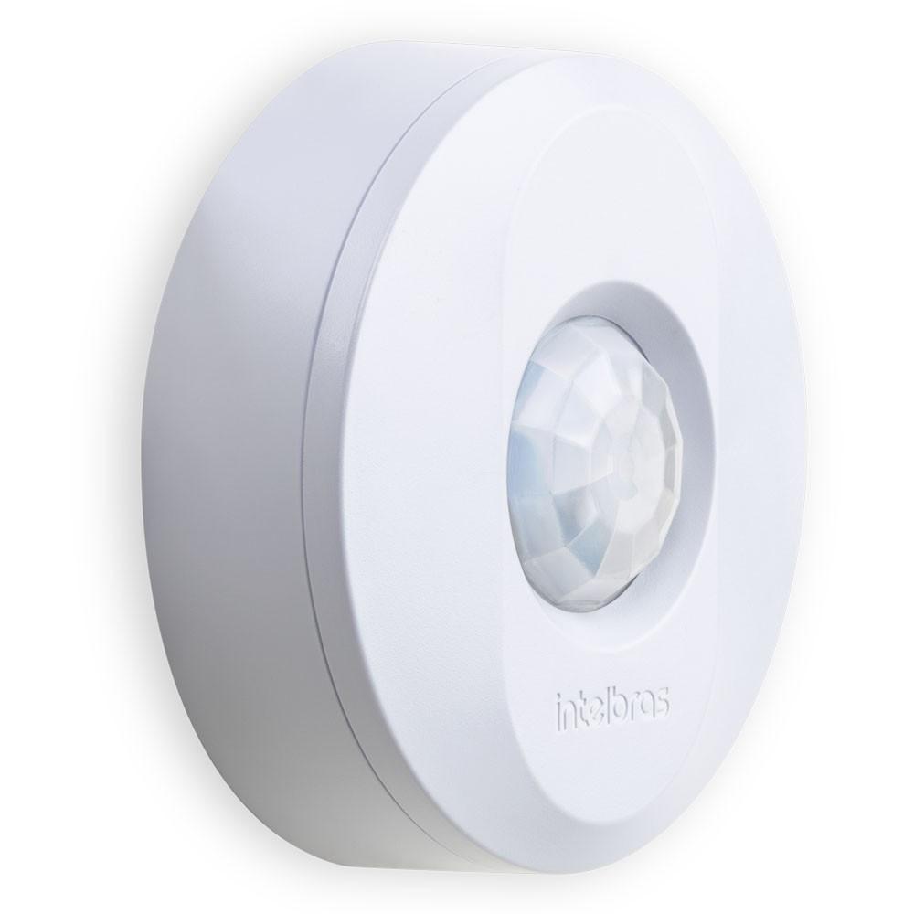 Sensor de Presença para Iluminação 360° Sobrepor ESPI 360 Intelbras