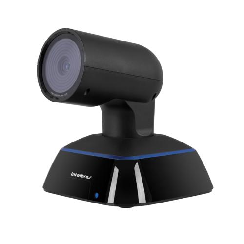 Videoconferência Corporativo Com Imagem de Alta Resolução, Som Digital e Controle Remoto EVC 1000 - Intelbras