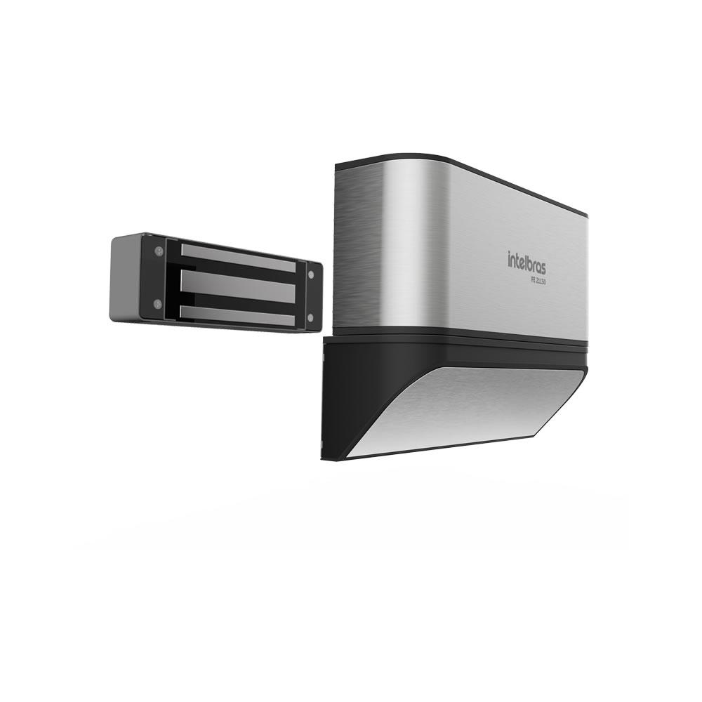 Fechadura Eletroímã 150 Kgf Com Sensor FE 21150 D Intelbras