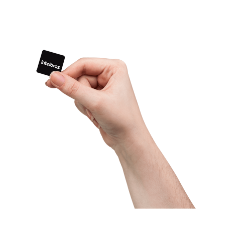 Fechadura Digital Sem Fio De Biometria, Senha, Chaveiro ou Tag  Touch FR 330 Intelbras