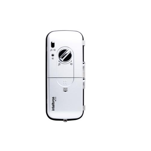 Fechadura Digital Sem Fio Porta de Vidro de Senha ou Chaveiro Touch FR 400 Intelbras