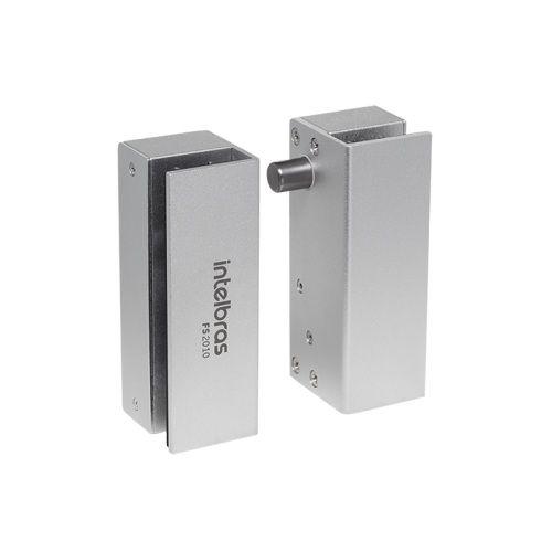 Fechadura Solenoide Fail Safe Para Porta De Vidro FS 2010 Intelbras