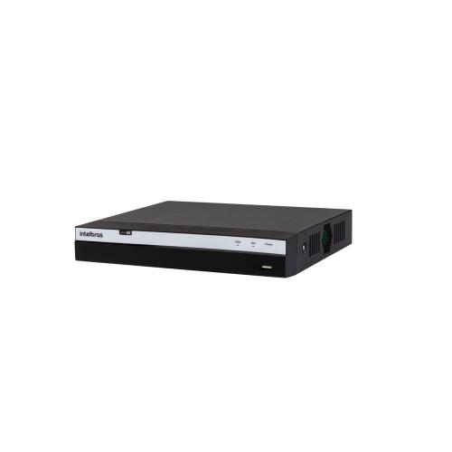 Dvr Stand Alone Multi HD 04 Canais Full HD MHDX 3004 Intelbras