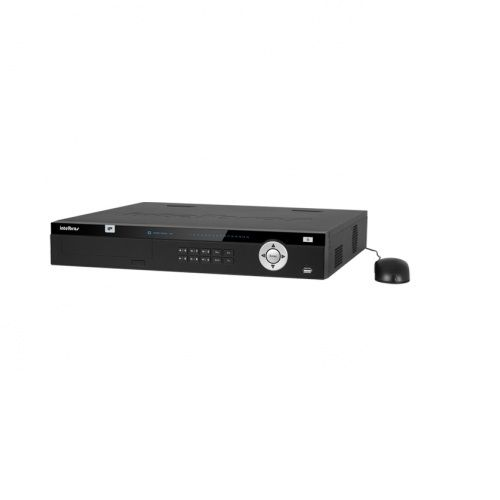 Gravador Nvr 16 Canais Ip Full Hd 4k Nvd 5016 4k Intelbras