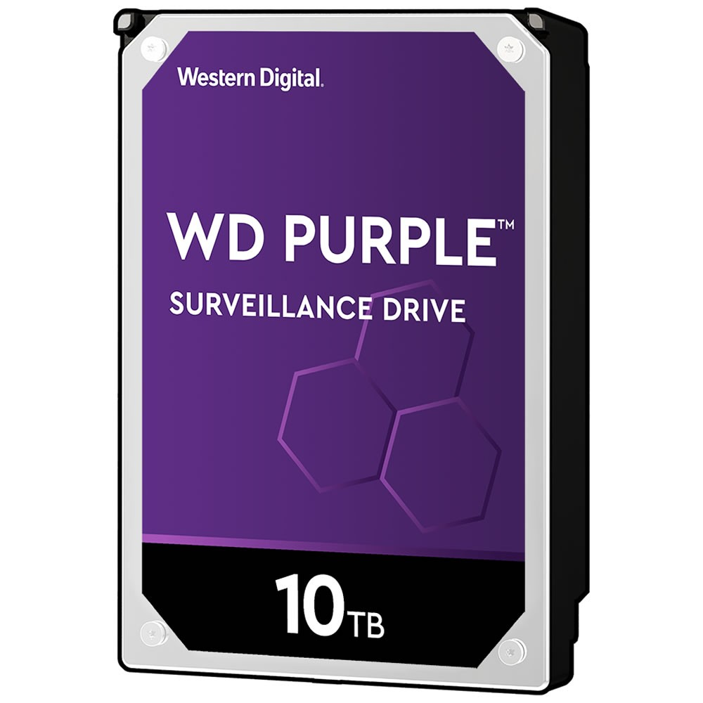Hd Interno Wd Purple Sata 10 Teras WD102PURZ Intelbras