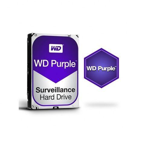 Hd Interno Wd Purple Sata 10 Teras Intelbras