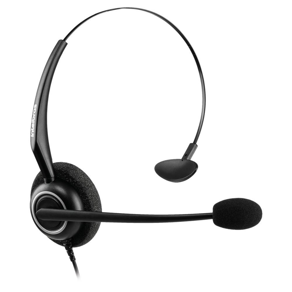 Headset Corporativo Mono Usb CHS 55 USB Intelbras