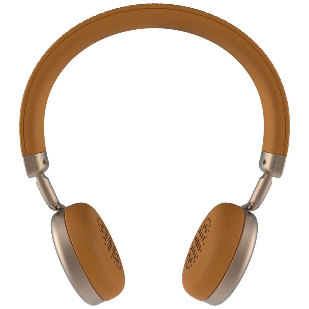 Fone de Ouvido Sem Fio Headset Bluetooth Focus Style Gold Intelbras