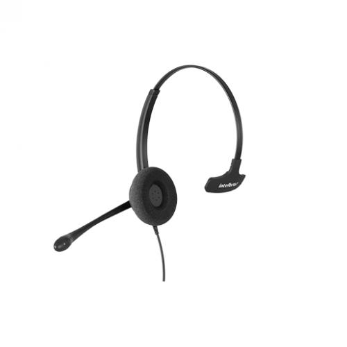 Headset Corporativo Conexão QD CHS 60 Intelbras