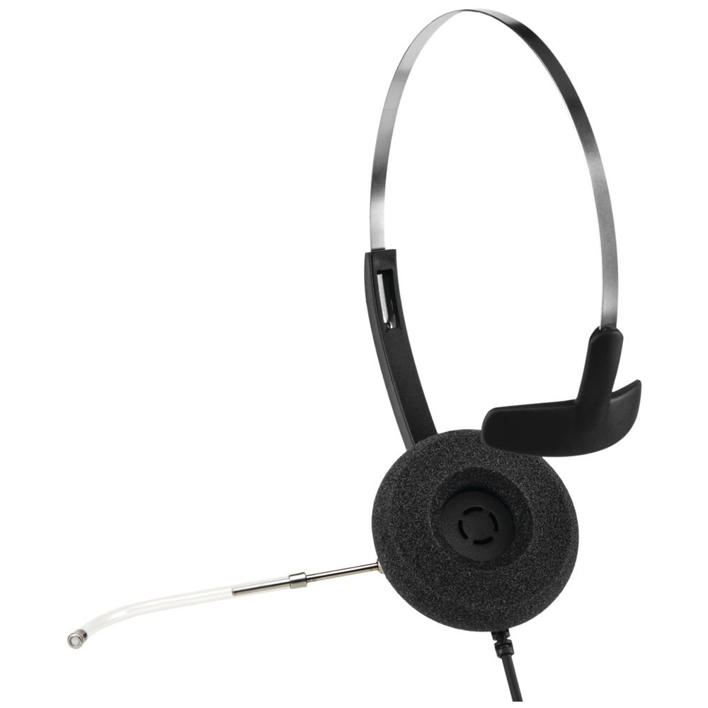 Headset USB Tubo de Voz Removível THS 40 USB Intelbras