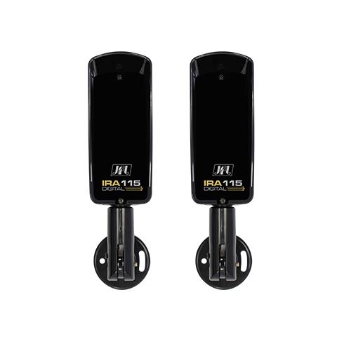 Sensor de Barreira Ativo Feixe Único 60mts IRA 115 Digital JFL