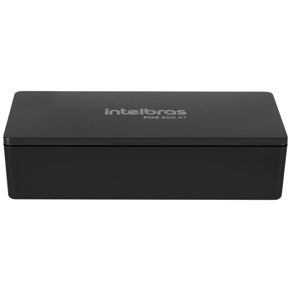 Injetor PoE+ 802.3af/at POE 200 AT Intelbras
