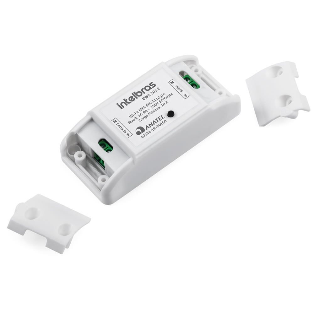 Interruptor Controlador de Cargas Wi-Fi EWS 201 E
