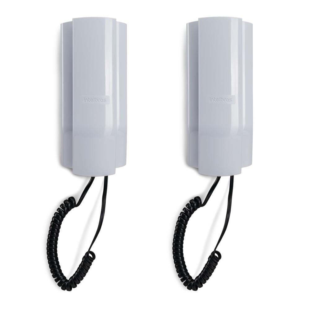 Kit 02 Telefones Com Fio Condominial TDMI 300 Intelbras