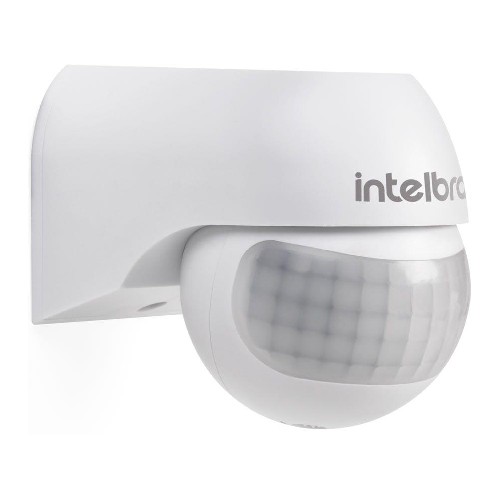 Kit 04 Sensores De Presença De Parede 180° Fotocélula ESP 180 Intelbras