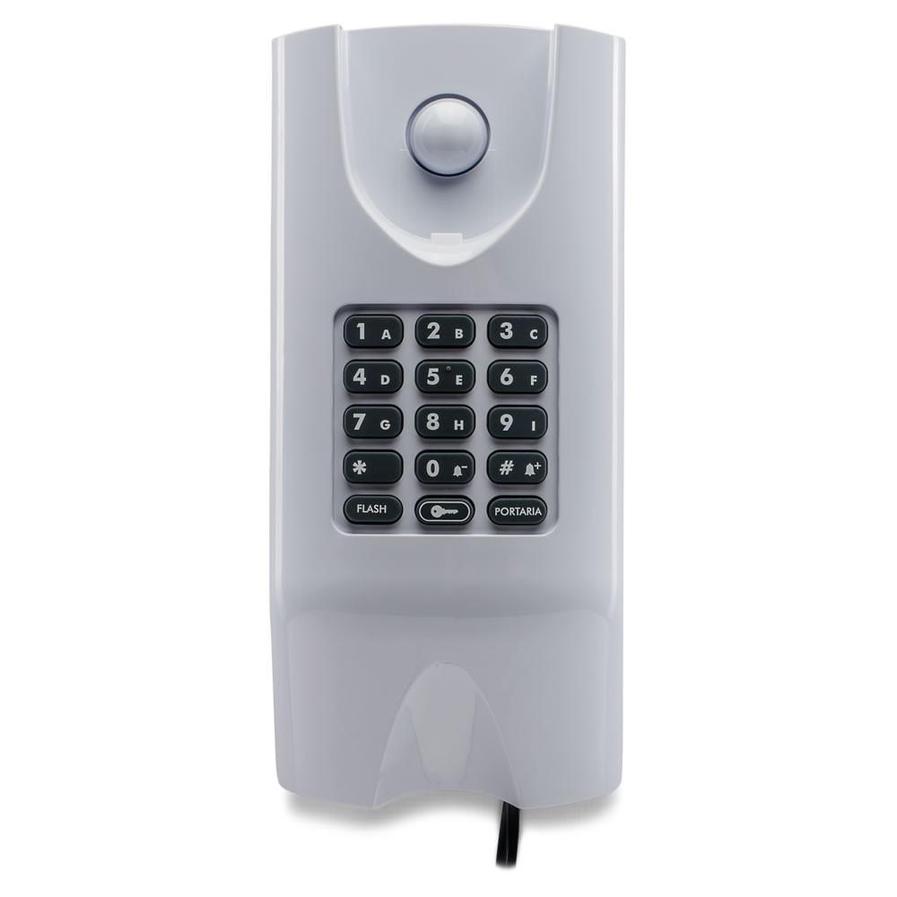 Kit 06 Telefones Com Fio Condominial TDMI 300 Intelbras
