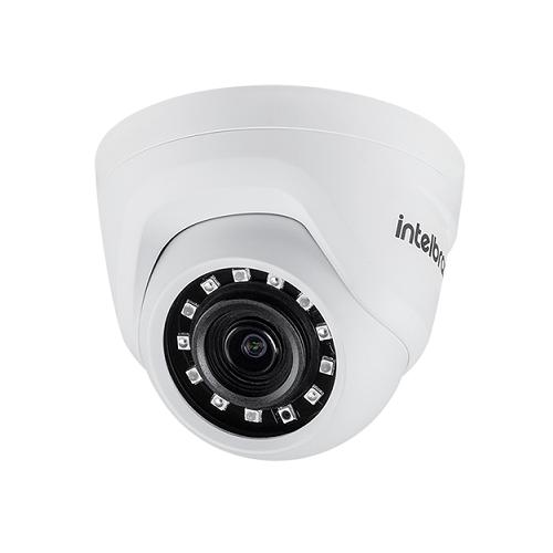 Kit 2 Câmeras AHD 1 Mega ou Analógica 3.6mm 10m VMH 1010 D Intelbras
